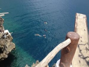 Ariel's Point Boracay Fisto Jumps Off