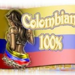 The Rich Colombian Girl