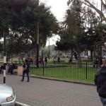 parque Kennedy Lima Peru