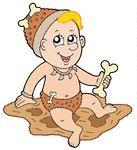 baby-caveman