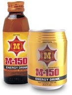 M150 energy drink Thailand