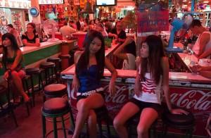 Girls Party in Pattaya