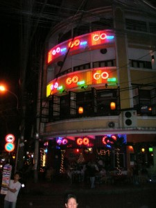 Go 2 bar Saigon