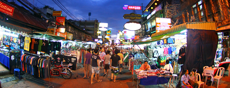 Khao San Road - The Club