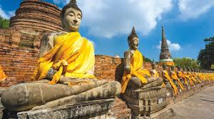 cambodian statues