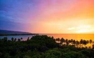 Las-Terrenas-Sunset-Dominican-Republic