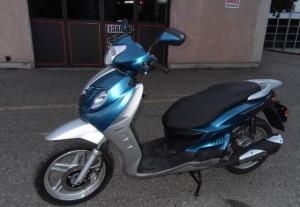 Santo Domingo death scooter