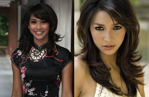 Kamidia Radisti, sexy Indonesian girl