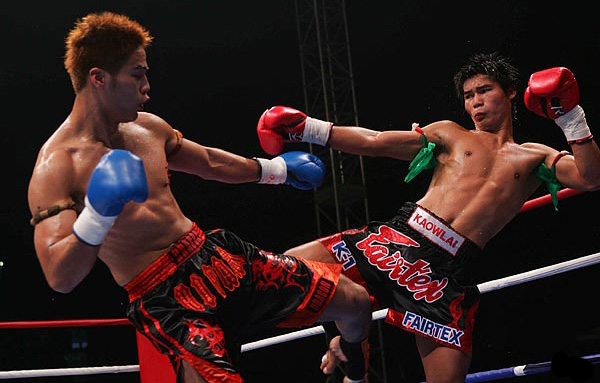 Must do: Muay Thai in Thailand