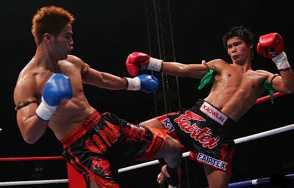 Must do: Muay Thai in Thailand