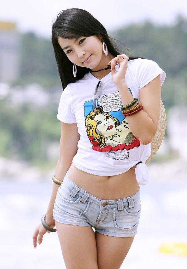 sexy korean girl