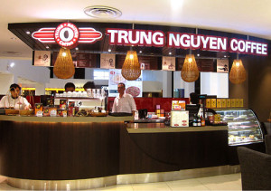 Asian delicacy: Vietnamese Ice Coffee from Trung Nguyen