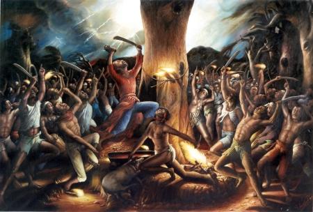 voodoo stories dancing