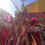Carnival in La Vega (Dominican Republic)