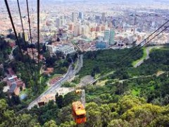 Reader's Adventures: Josh Bar Goes to Bogota, Colombia