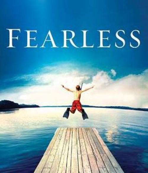 never show fear