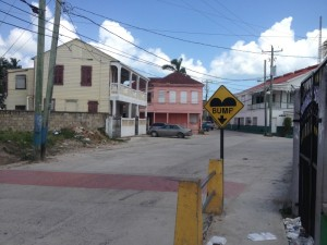 Belize City Ghost Town