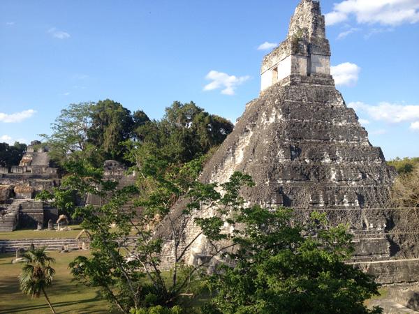 tikal-temple