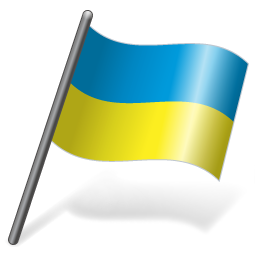 Ukraine-Flag-3-icon