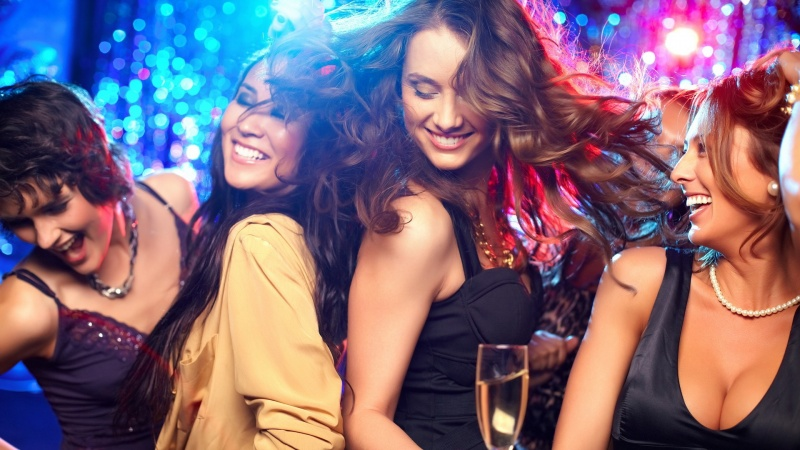 Types of Girls - Party Girl