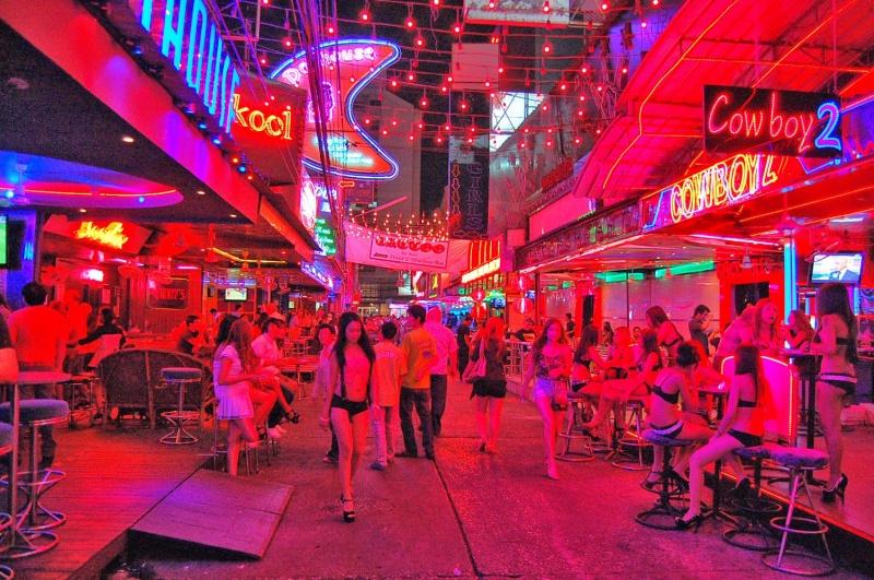 soi cowboy Bangkok thailand