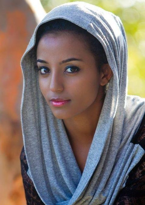 Most Beautiful Faces Ethiopia