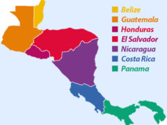 Central-American Girls: Overview
