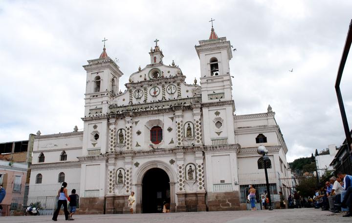 tegugicagalpa square