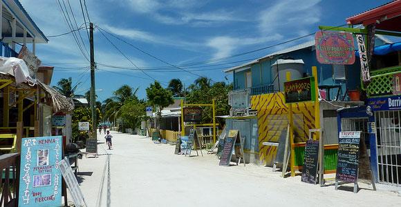 Caya Caulker Belize
