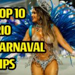Top 10 Rio Carnaval Tips
