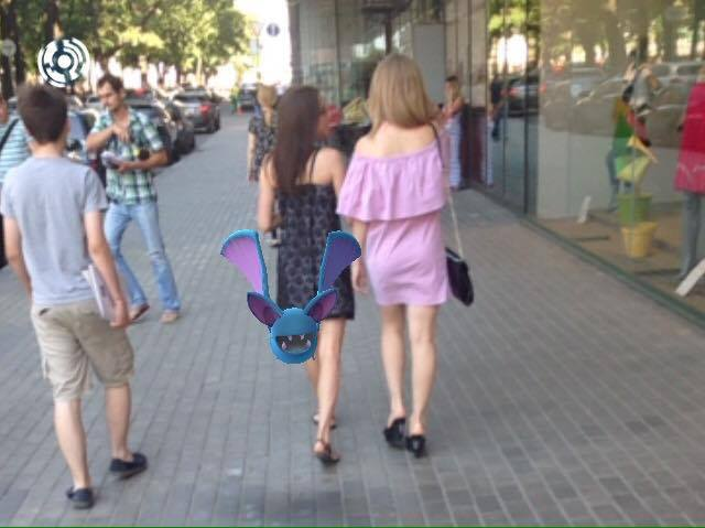 using pokemon go to meet girls