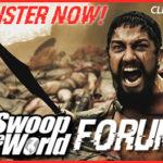 Swoop The World Forum: Register Now