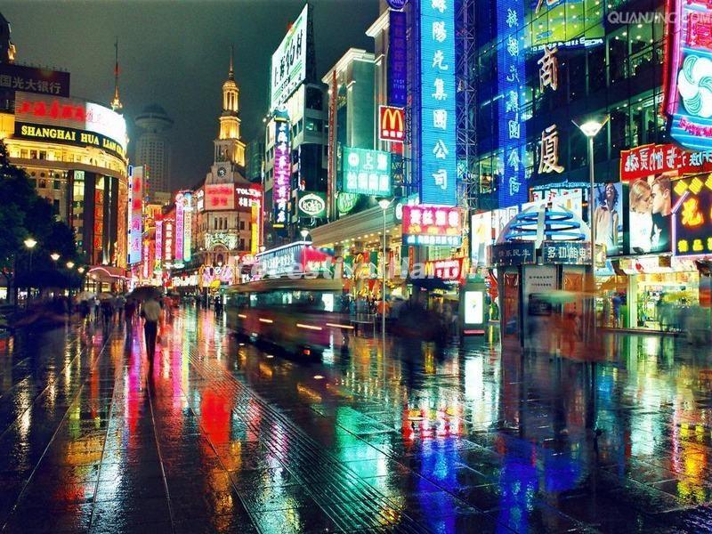 Nanjing Road not good for Shanghai clubbing