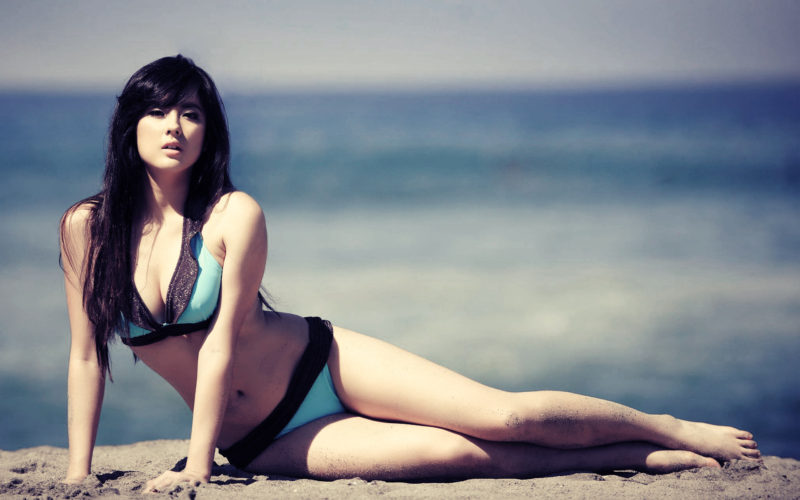 filipino girls beaches