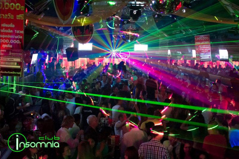 night in bangkok insomnia club party