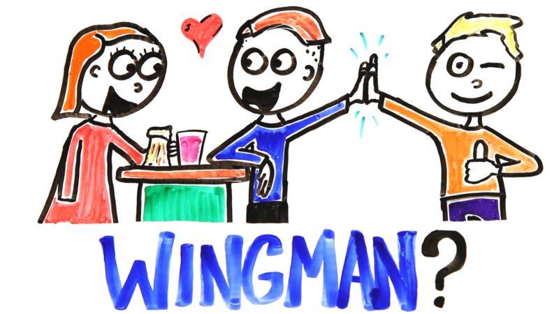 great wingman bro code