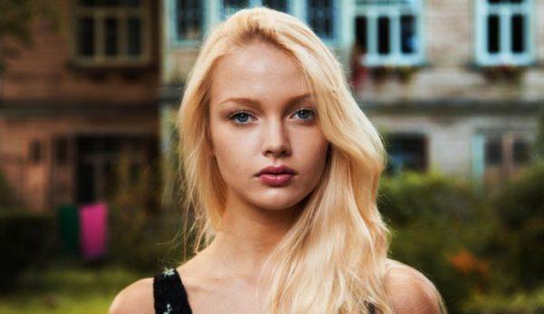 most beautiful women latvia