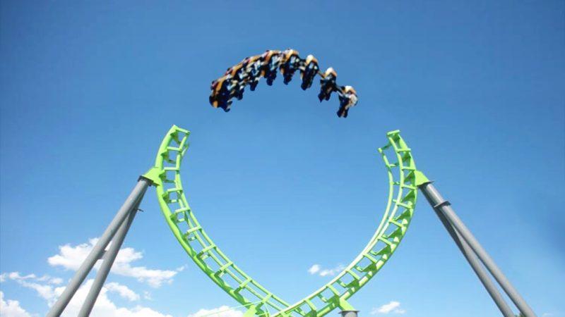 next level roller coaster of emotions
