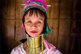 Thailand Travel information: Long necks Chiang Mai