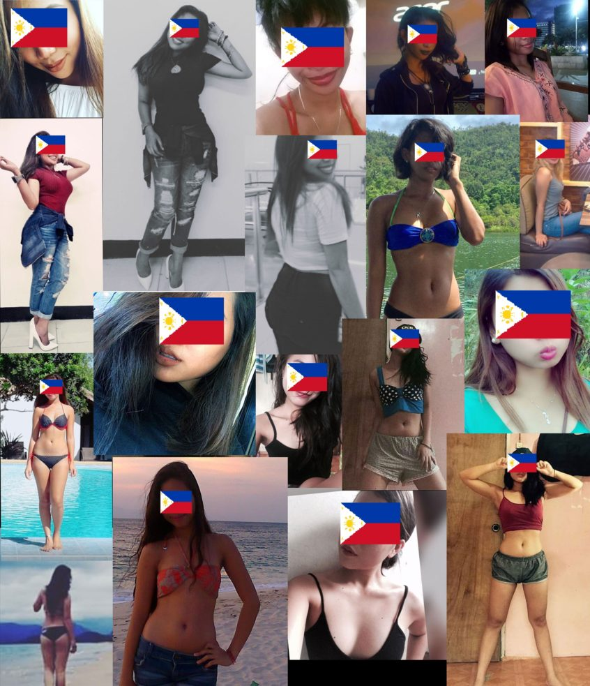 girls picked up in the philippines